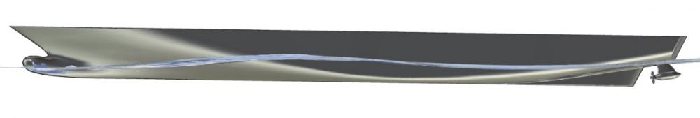 Propulsion par POD dans un champ de vagues (Projet Européen STREAMLINE)