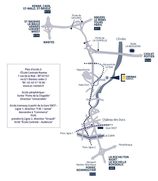 plan tram